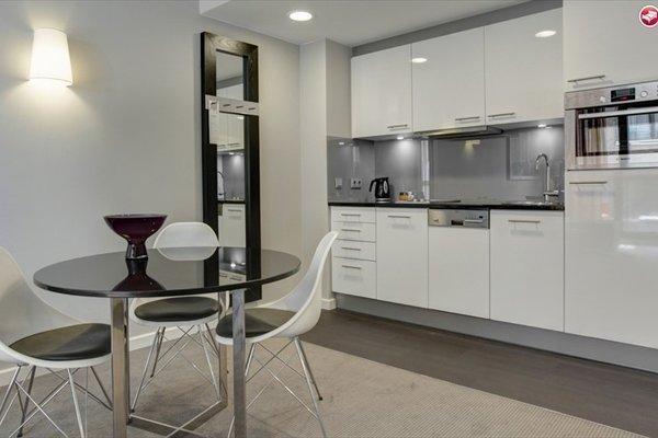 Adina Apartment Hotel Hamburg Michel - фото 12