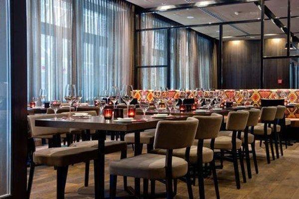 Adina Apartment Hotel Hamburg Michel - фото 13