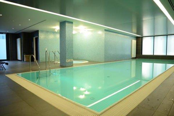 Adina Apartment Hotel Hamburg Michel - фото 21