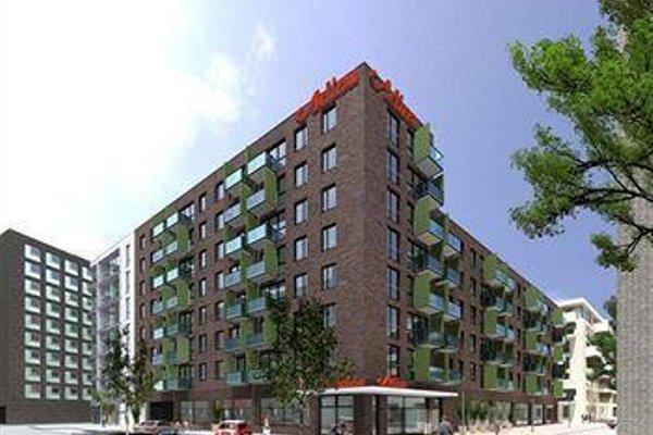 Adina Apartment Hotel Hamburg Michel - фото 22