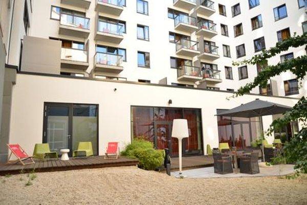 Adina Apartment Hotel Hamburg Michel - фото 23