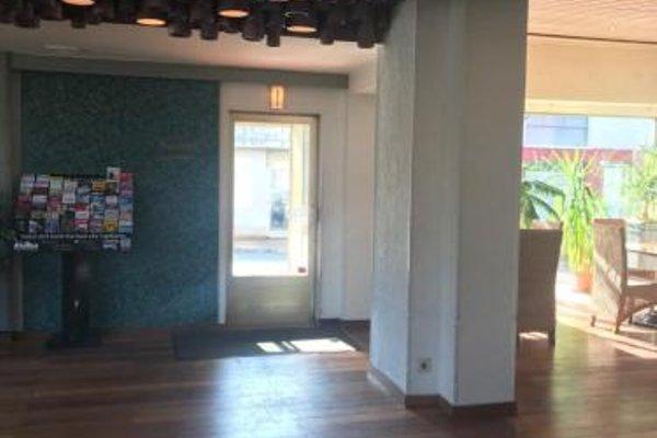 Hotel Stadt Altona - фото 8
