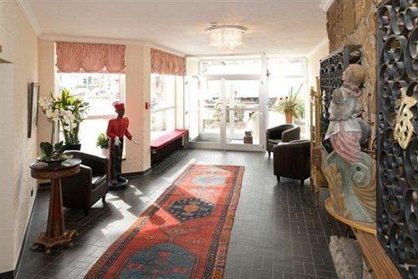 Hotel Behrmann - 4