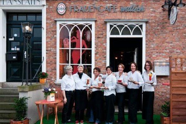 Frauenhotel Hanseatin - Women Only (отель для женщин) - фото 17
