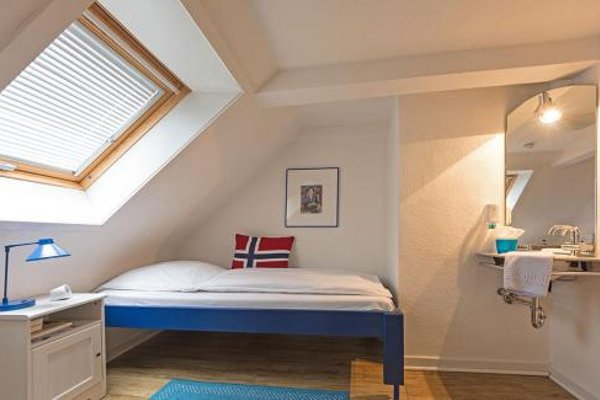 Frauenhotel Hanseatin - Women Only (отель для женщин) - фото 3