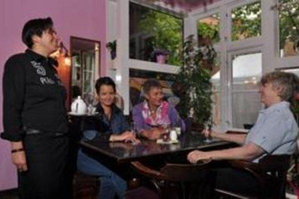 Frauenhotel Hanseatin - Women Only (отель для женщин) - фото 9