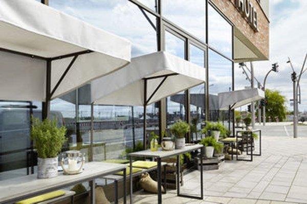 25hours Hotel HafenCity - фото 19