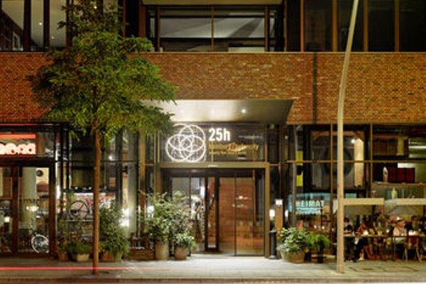25hours Hotel HafenCity - фото 20