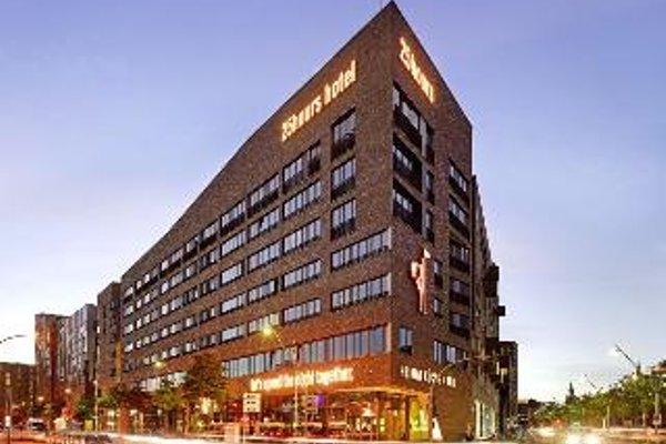 25hours Hotel HafenCity - фото 21