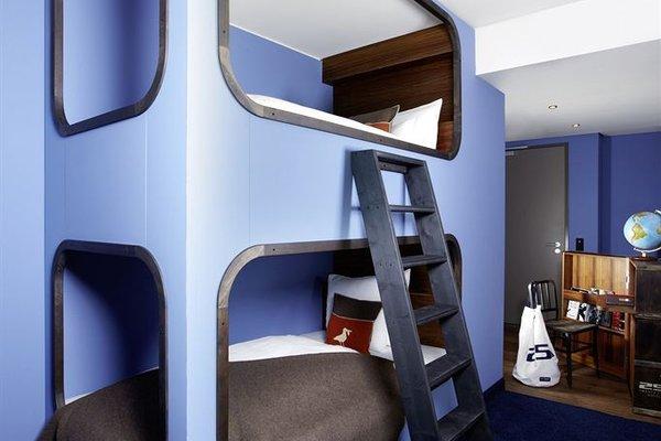 25hours Hotel HafenCity - фото 3