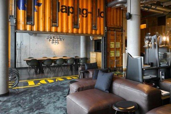 25hours Hotel HafenCity - фото 8