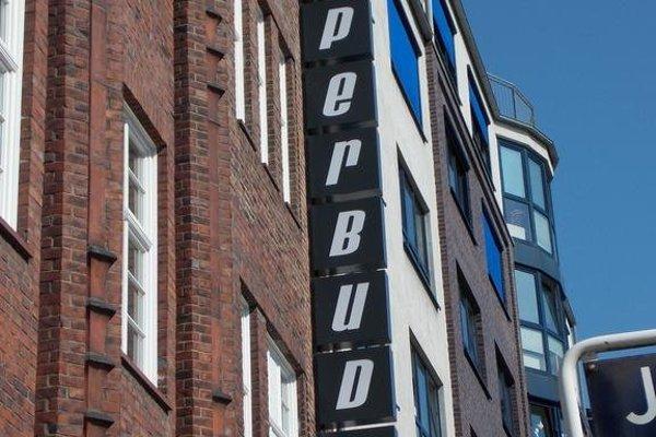 Superbude Hotel Hostel St.Pauli - фото 23