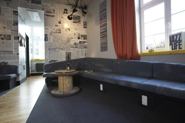Superbude Hotel Hostel St.Pauli - фото 7