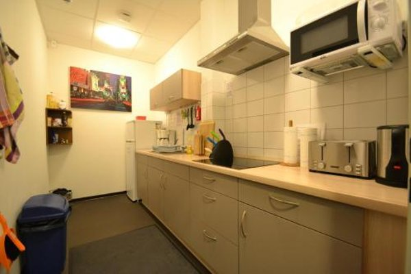 Arena Hostel Hamburg - фото 14