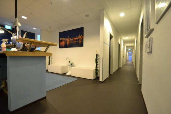 Arena Hostel Hamburg - фото 17