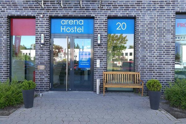 Arena Hostel Hamburg - фото 20