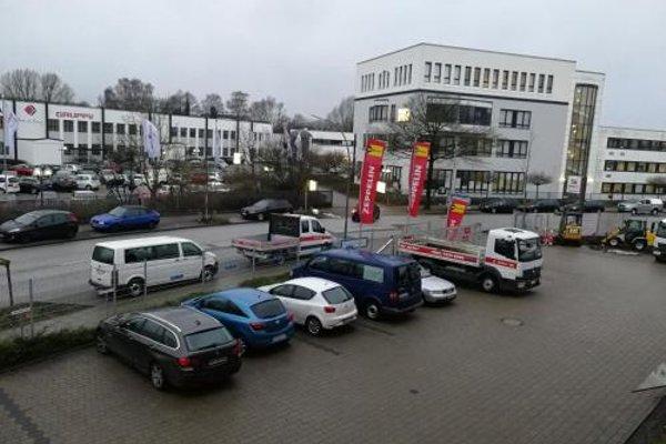 Arena Hostel Hamburg - фото 21