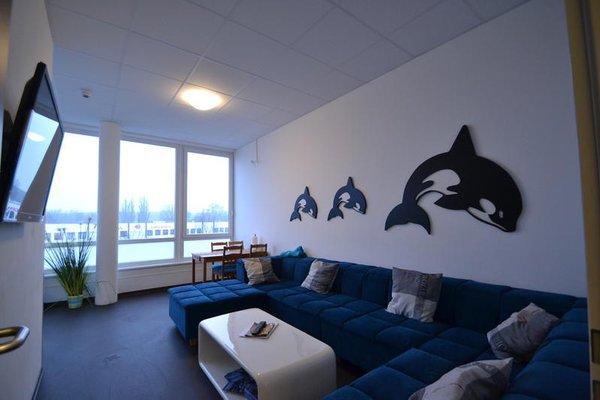 Arena Hostel Hamburg - фото 8