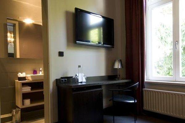 Strandhotel Blankenese - фото 11