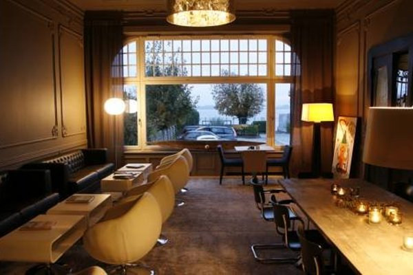 Strandhotel Blankenese - фото 16