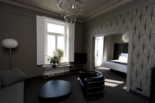 Strandhotel Blankenese - фото 9