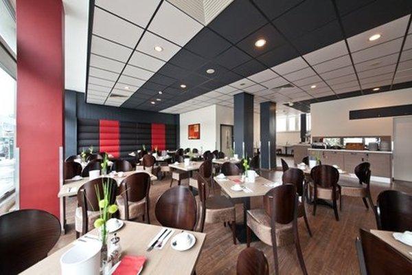 Novum Hotel Belmondo Hamburg Hbf - 11