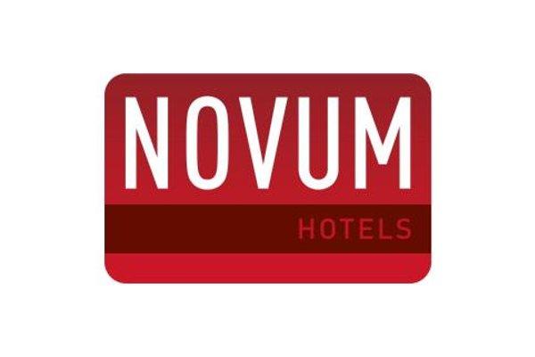 Novum Hotel Belmondo Hamburg Hbf - 14
