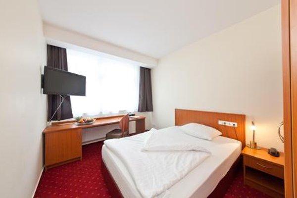Novum Hotel Belmondo Hamburg Hbf - 4