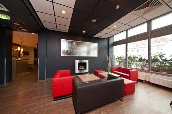 Novum Hotel Belmondo Hamburg Hbf - 7