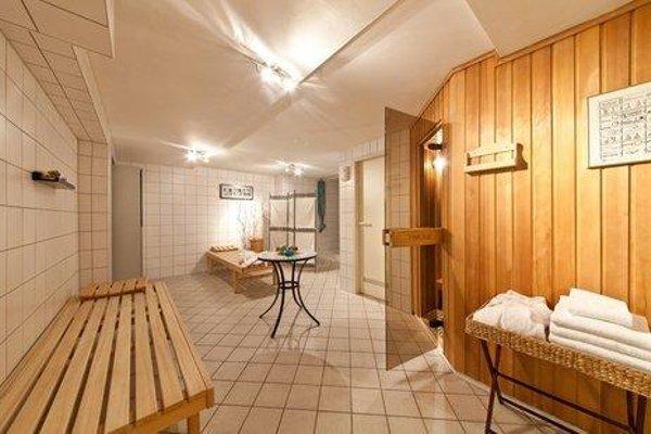 Novum Hotel Belmondo Hamburg Hbf - 9