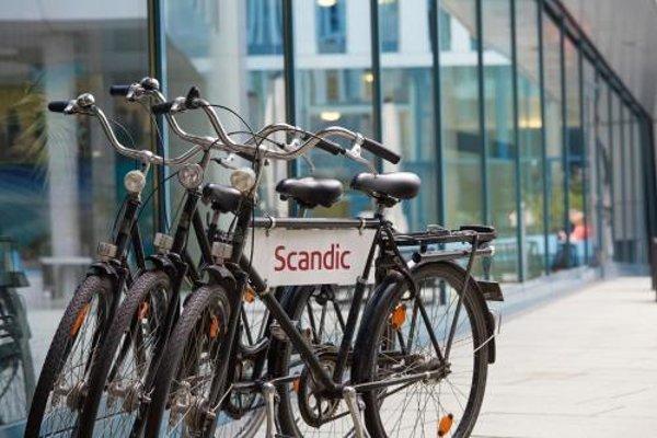 Scandic Hamburg Emporio - фото 20