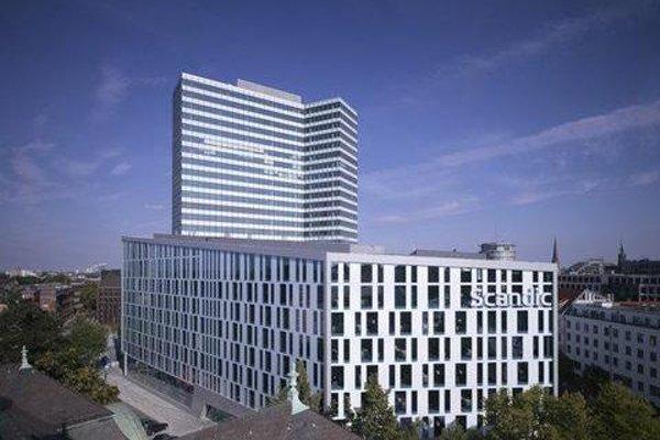 Scandic Hamburg Emporio - фото 22