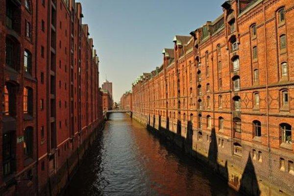 Auszeit Garni Hotel Hamburg - 21