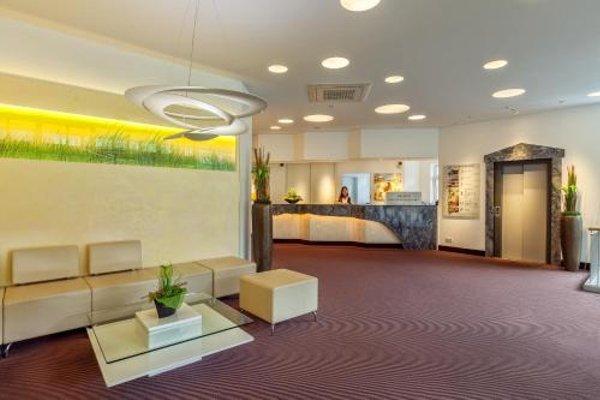 CityClass Hotel SAVOY - фото 16
