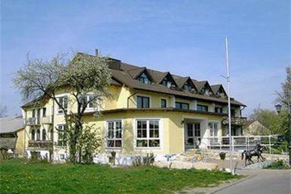 Hotel Reiterhof-Altmuhlsee - фото 22