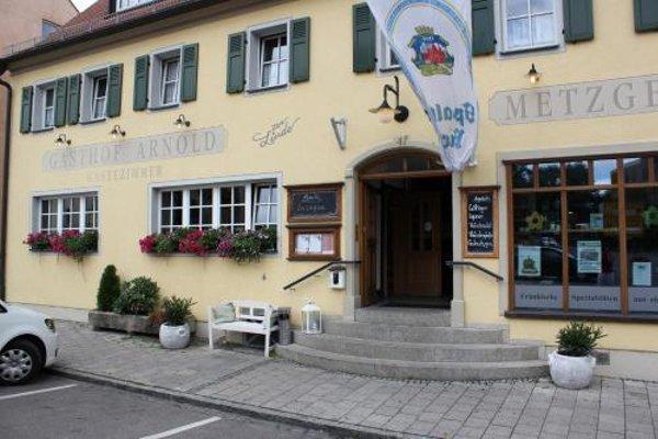 Gasthof-Hotel Arnold - фото 20