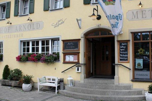 Gasthof-Hotel Arnold - фото 21