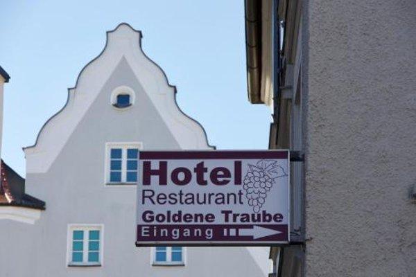 Hotel Restaurant Goldene Traube - 18