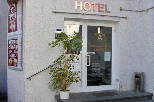 Hotel Restaurant Goldene Traube - 21