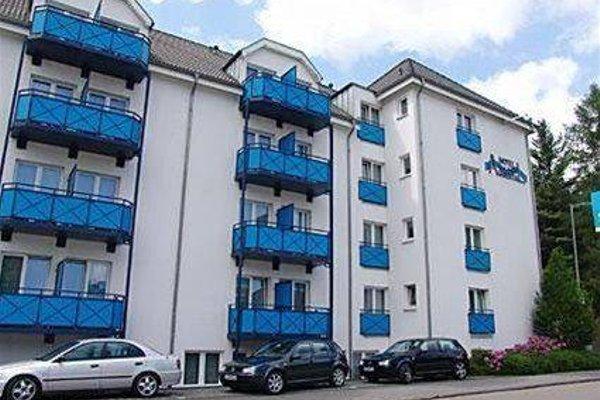 Hotel Aggertal - фото 23
