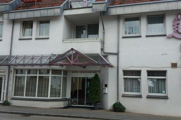 Hotel Aichtalerhof - фото 19