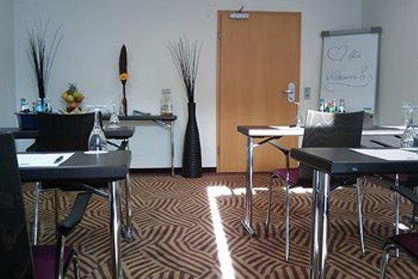 Best Western Hotel Frankfurt Airport - фото 5