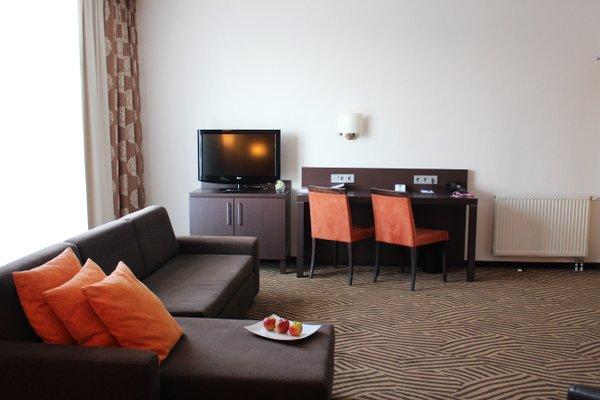 Best Western Hotel Frankfurt Airport - фото 7