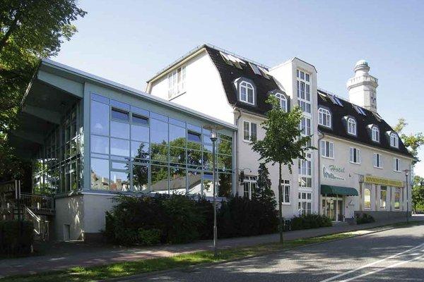 Hotel Grossbeeren - фото 23