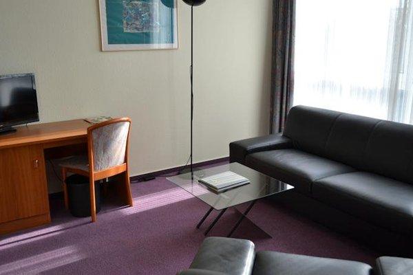 Hotel Grossbeeren - фото 6