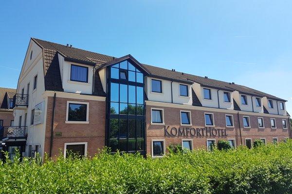 KomfortHotel Grossbeeren - фото 20