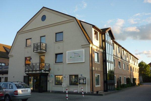 KomfortHotel Grossbeeren - фото 21