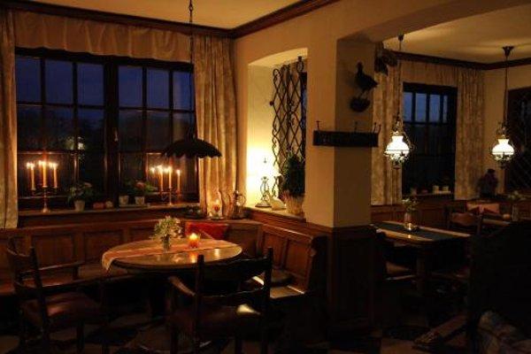 Landhotel Zur Gronenburg - фото 11