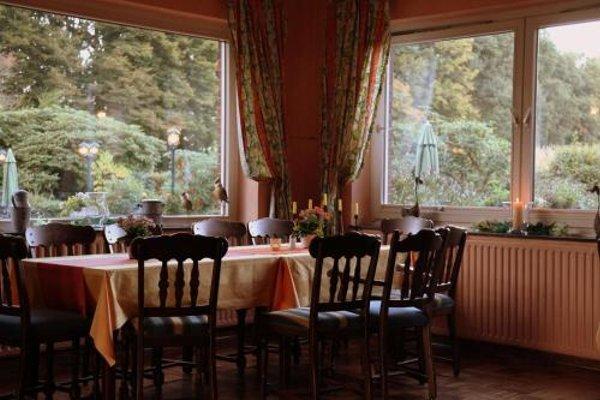 Landhotel Zur Gronenburg - фото 12