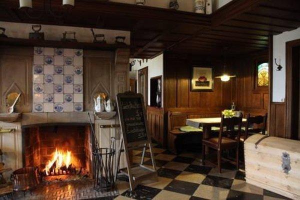 Landhotel Zur Gronenburg - фото 13